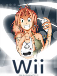 Wii, play and live it by MCsaad