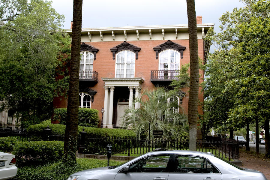 Mercer house savannah ga by brothejr on deviantart for House tours in savannah ga