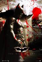 The Dark Knight Poster by D4rkShaDoWz