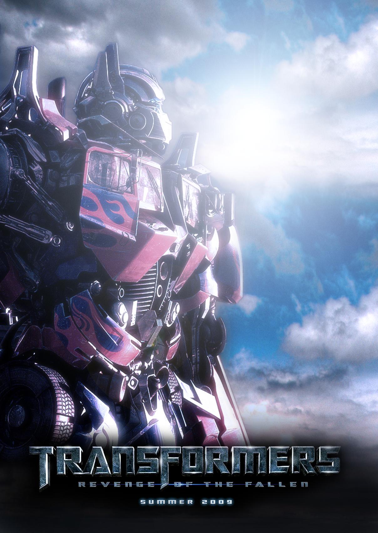 transformer: rotf poster 1d4rkshadowz on deviantart