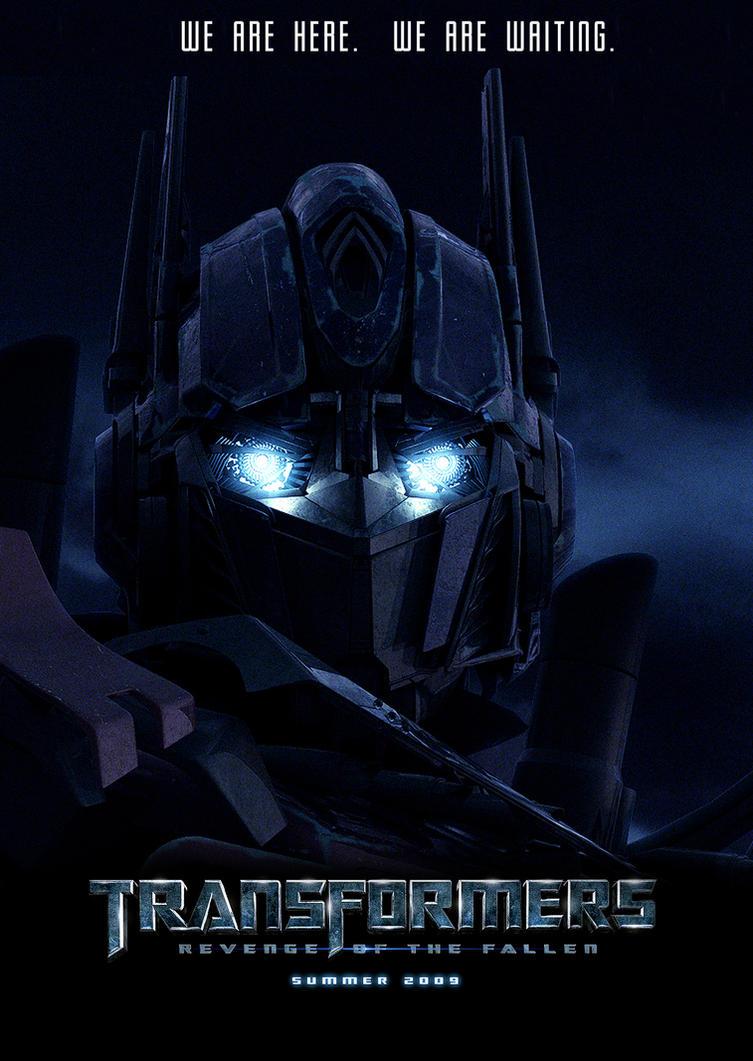 Transformer: ROTF Poster 2 by D4rkShaDoWz
