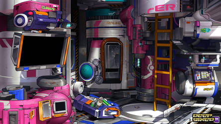 Deep Sixed - Engine Room