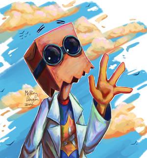 Dr Flug Doodle