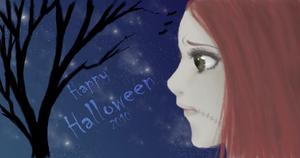 Happy Halloween- Sally
