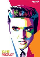Elvis by junxlittledevil
