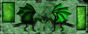 Terror's Bio Sheet by CrystalJoy-Creations