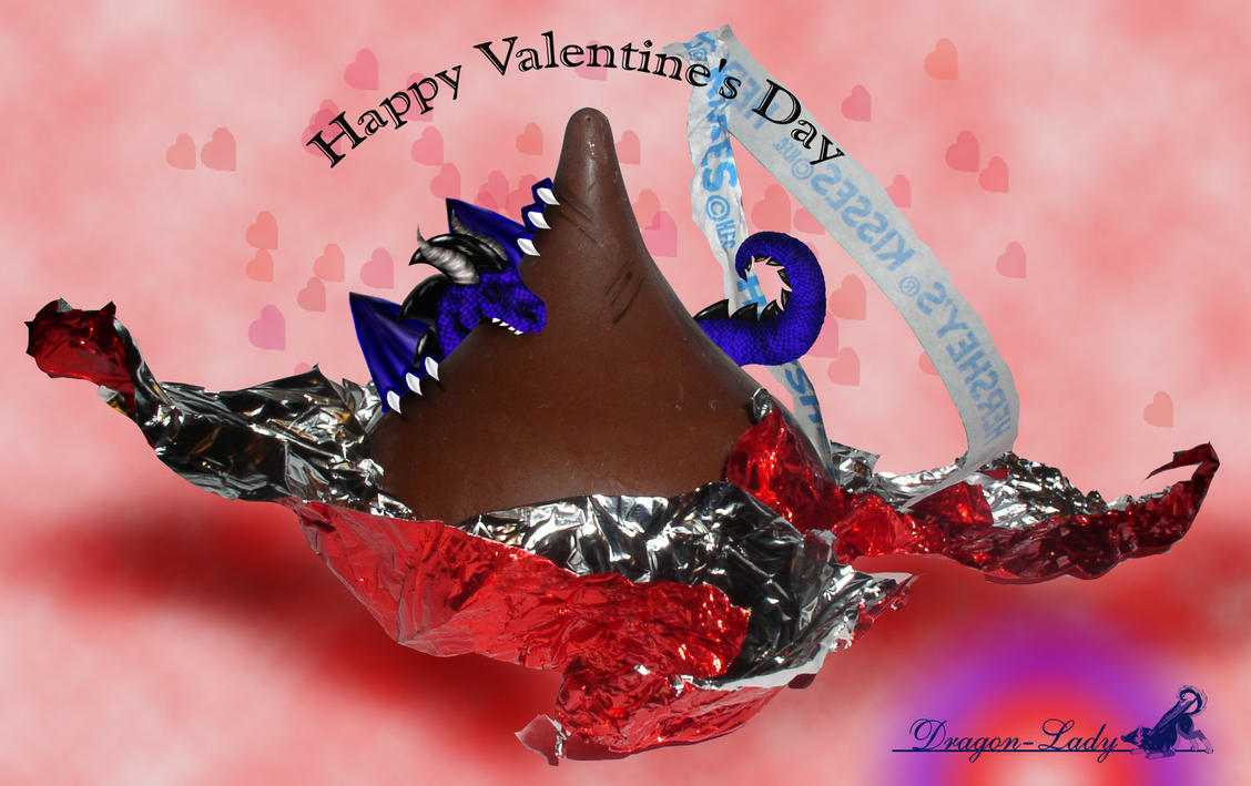 A Dragon Valentine By CrystalJoy Creations ...