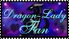 Dragon-Lady Fan STAMP -1- by Dragon-Lady