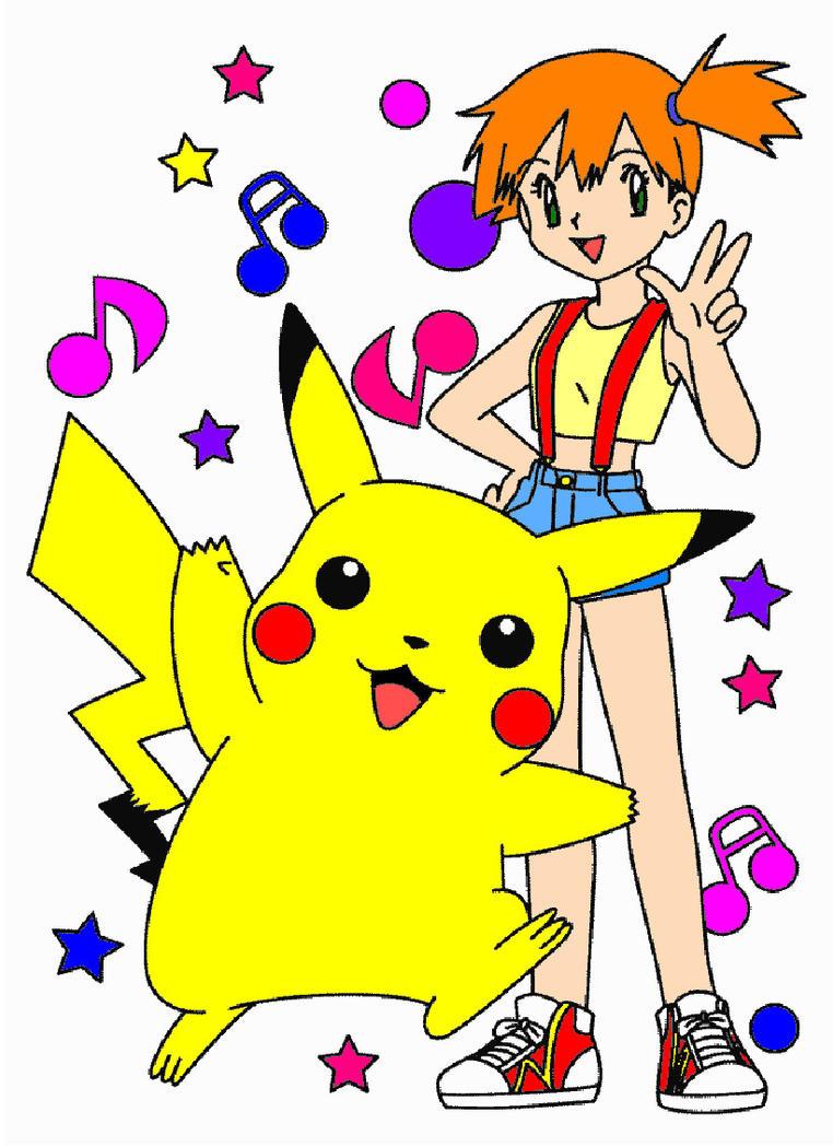 Misty and pikachu take on ash039s pokeballs pokemon parody 3