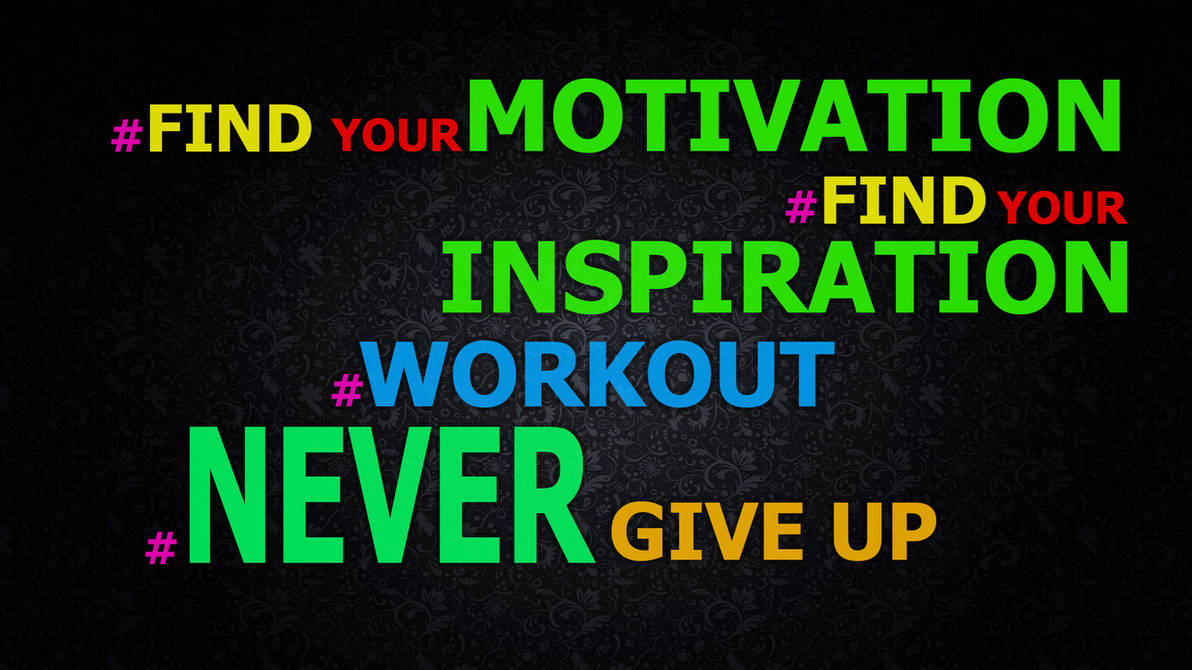 Workout motivation wallpaper by xarocx