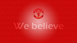 Manchester United - We believe by xarocx