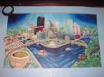 7 City of Pittsburgh Mural