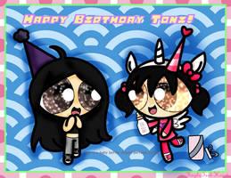Happy Birthday Toni! (Betty)