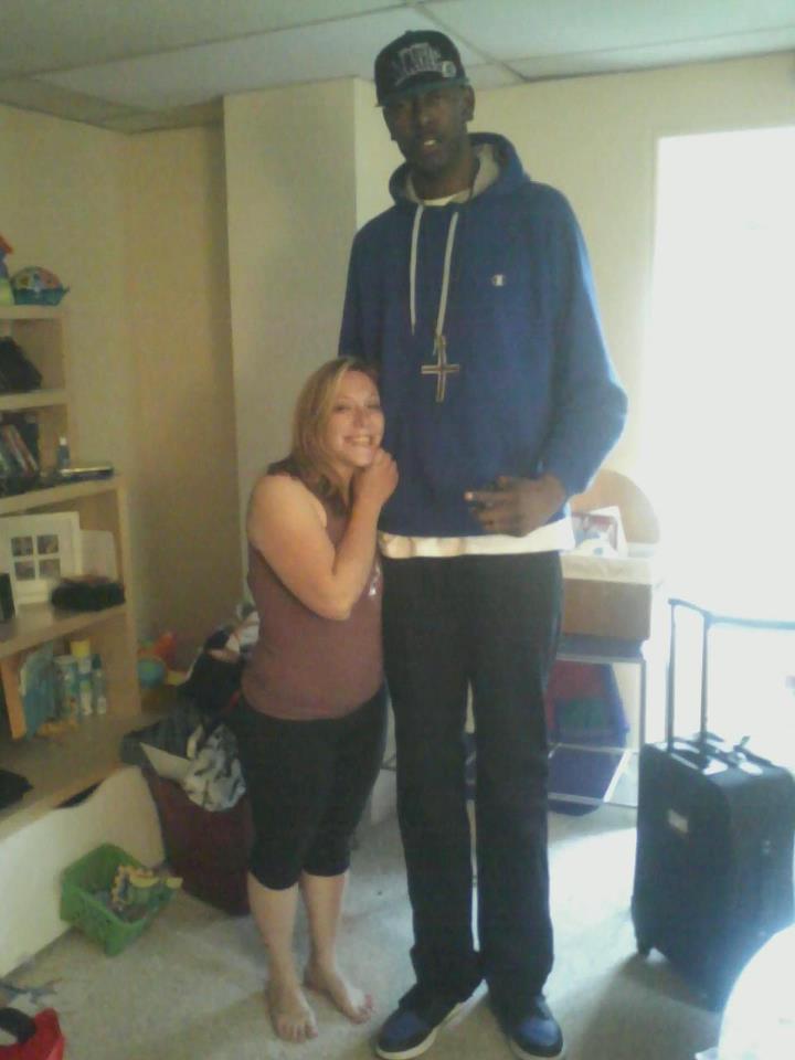 The World's Tallest Rapper by jaredludy15