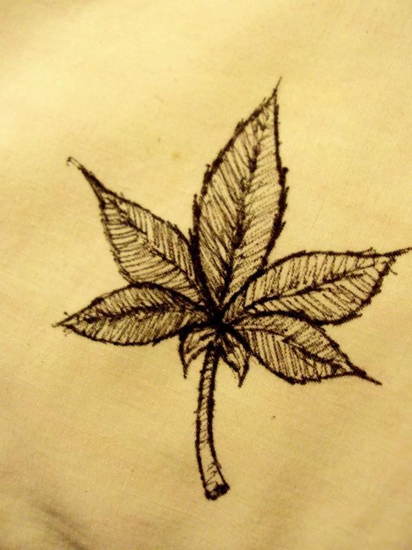 pot leaf by RainbowCunt