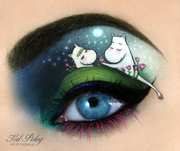 The Moomins by scarlet-moon1