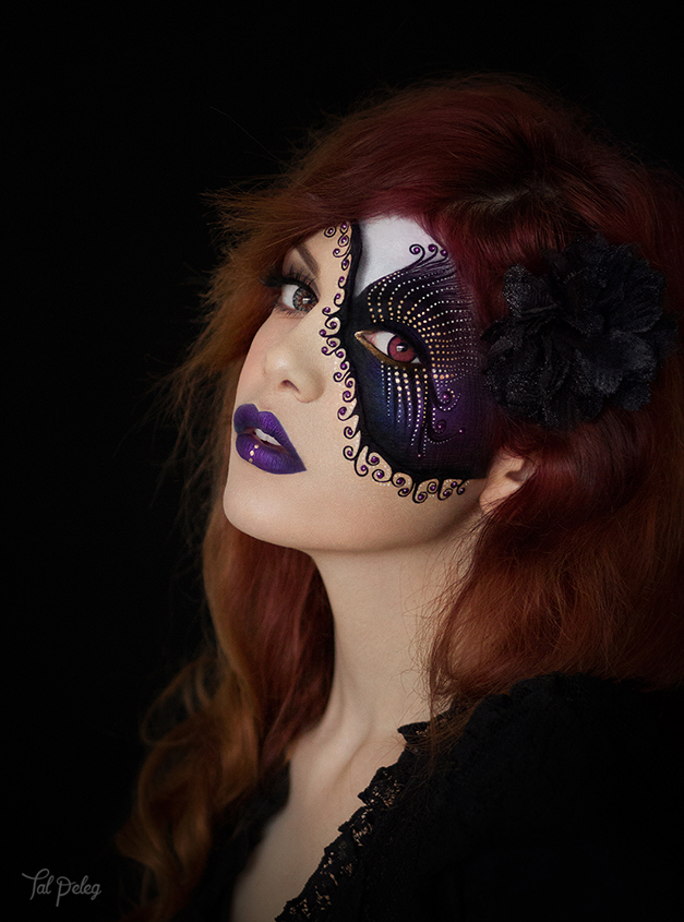 Night-Time Masquerade by scarlet-moon1
