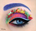 Fruity eye