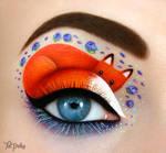Foxy eye