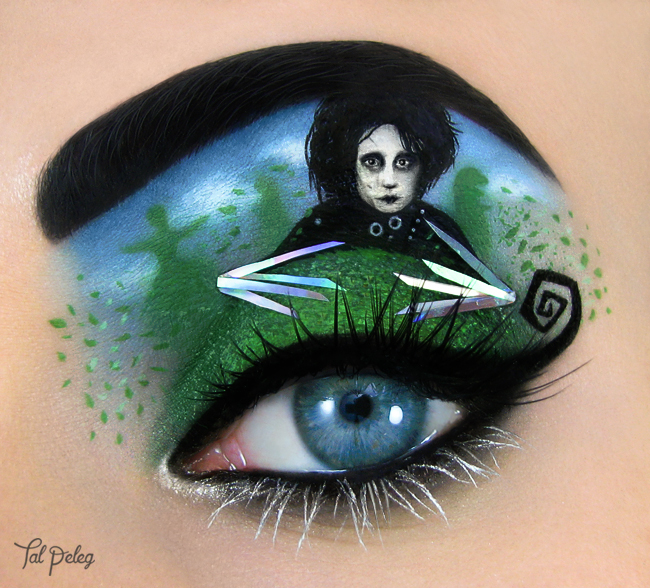 Edward Scissorhands by scarlet-moon1