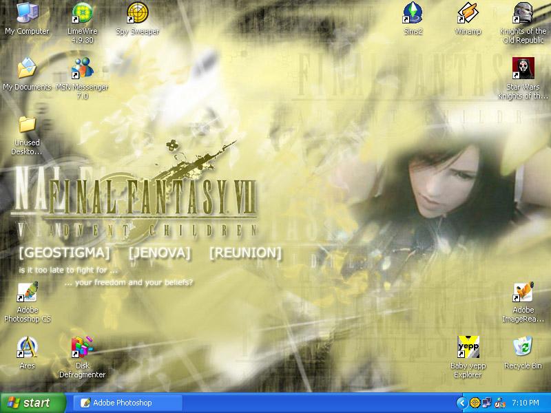 CKK - Desktop October 2005 by ChineseKawaiiKitten