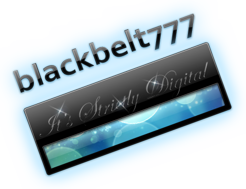 blackbelt777's Profile Picture