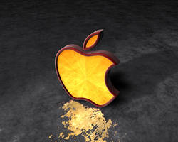 Apple by blackbelt777