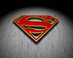 Superman 3D by blackbelt777