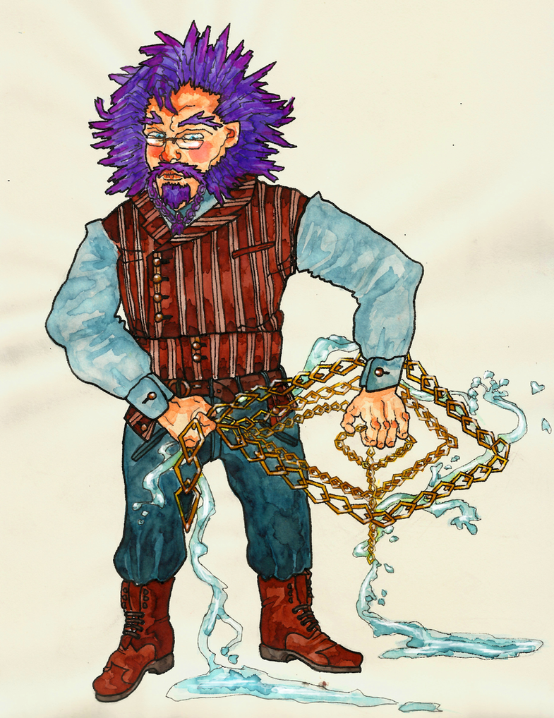 Amethyst Duergar by j-merrick