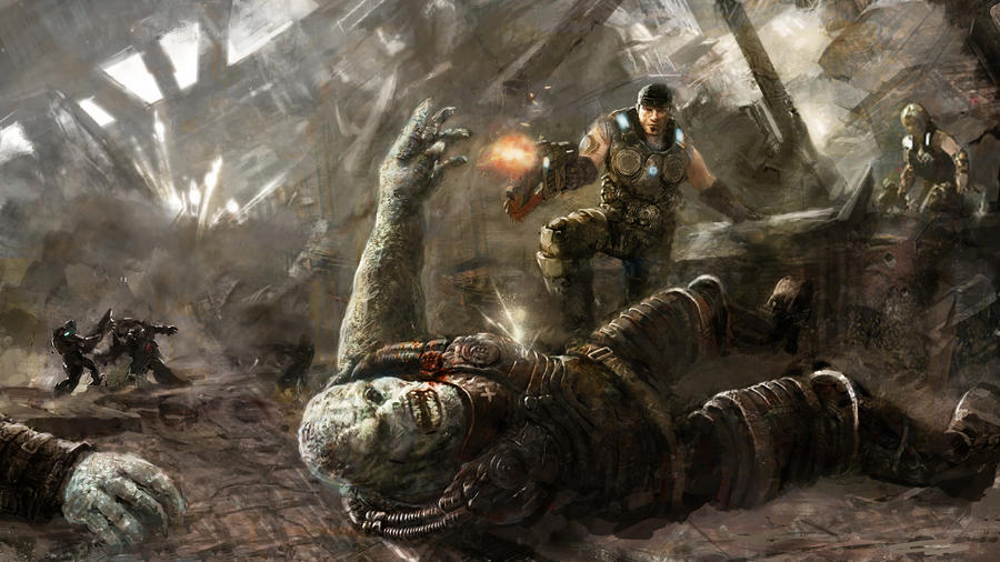 Deathmatch by 3SidedDice