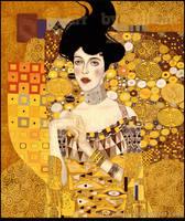 Golden Adele by ellaine