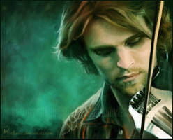 The Violinist by ellaine