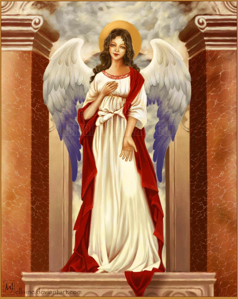 angel painting renaissance - photo #3