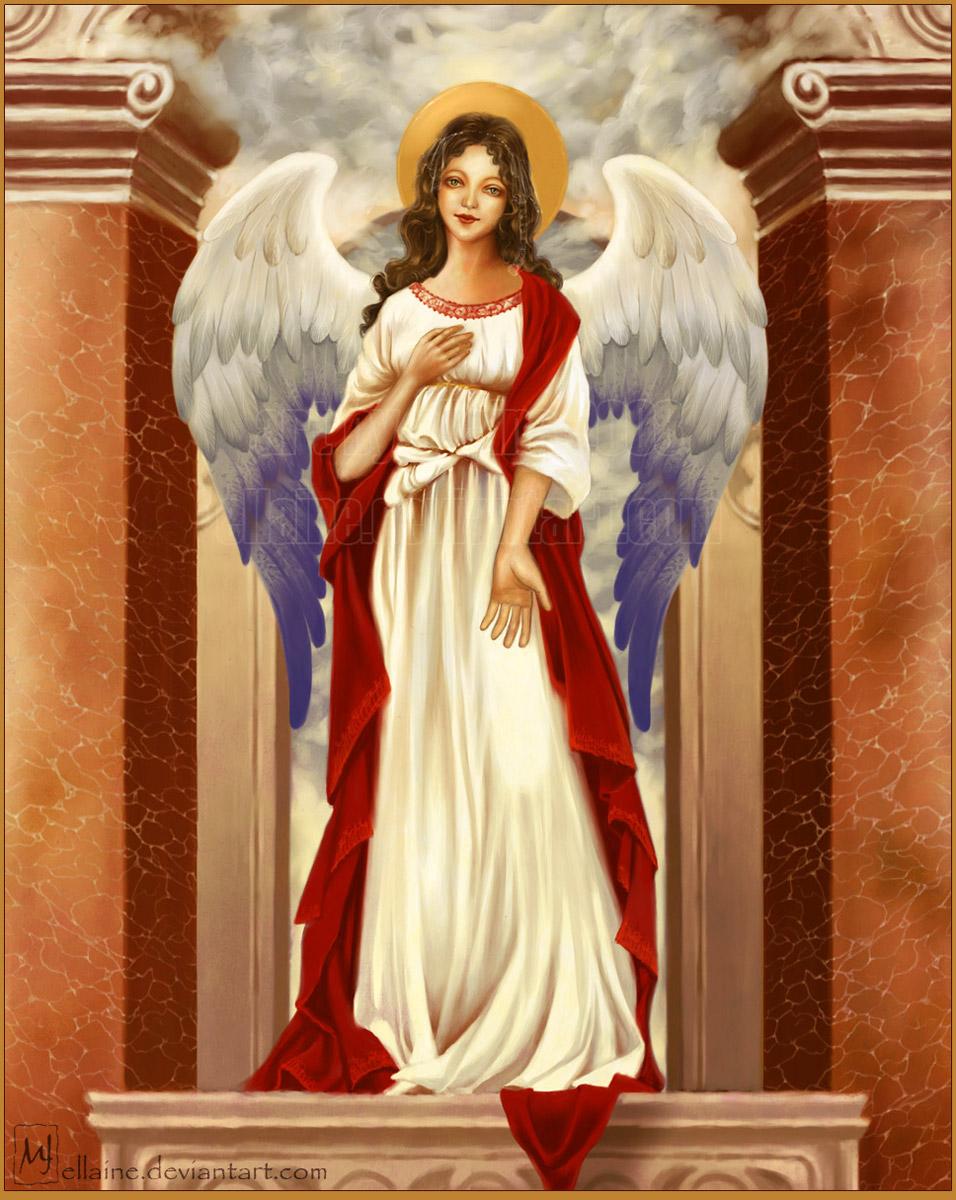 Renaissance Angel Painting Renaissance Angel by
