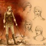 Geralt's team - Milva