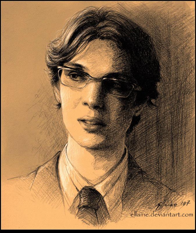 Dr. Crane - sketch by ellaine