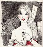 The Saint Harlot by ellaine