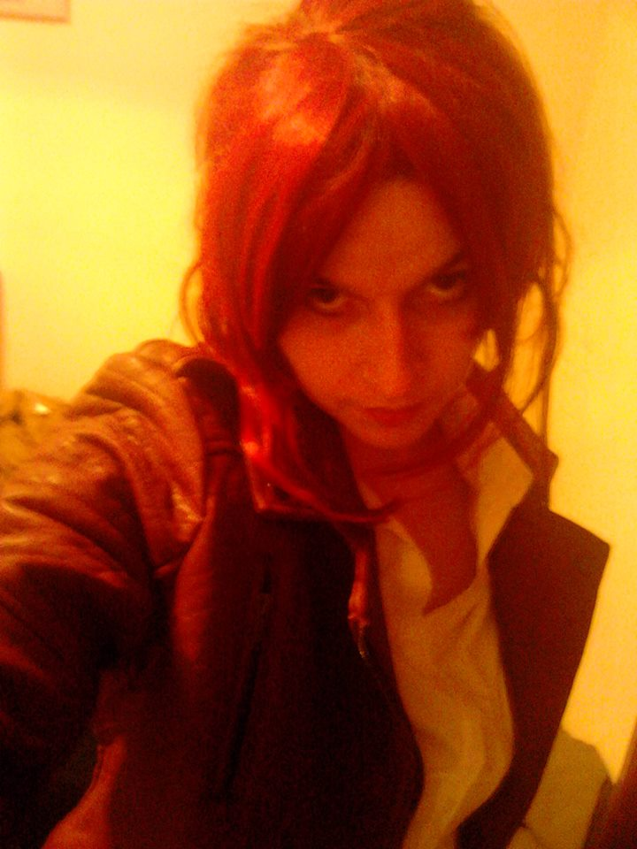 claire redfeild resident evil revelations 2 game by mistyminxchick