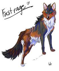 Fastrage: AKA Anakin by Lana-Rose