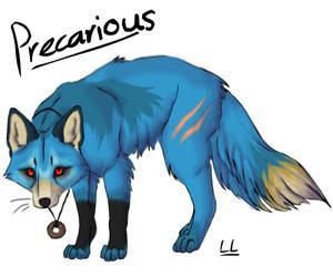 Precarious by Lana-Rose