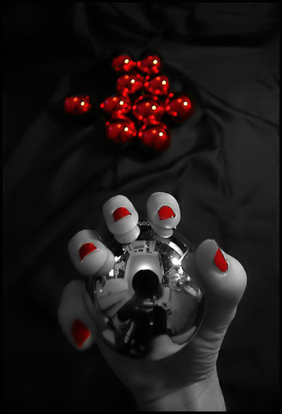 red balls by picci84