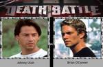 Johnny Utah vs. Brian O'Conner
