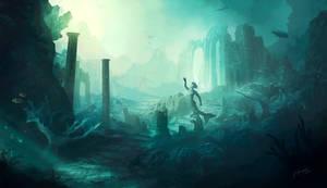 Forgotten Glory by jcbarquet