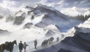 Journey to the Mine