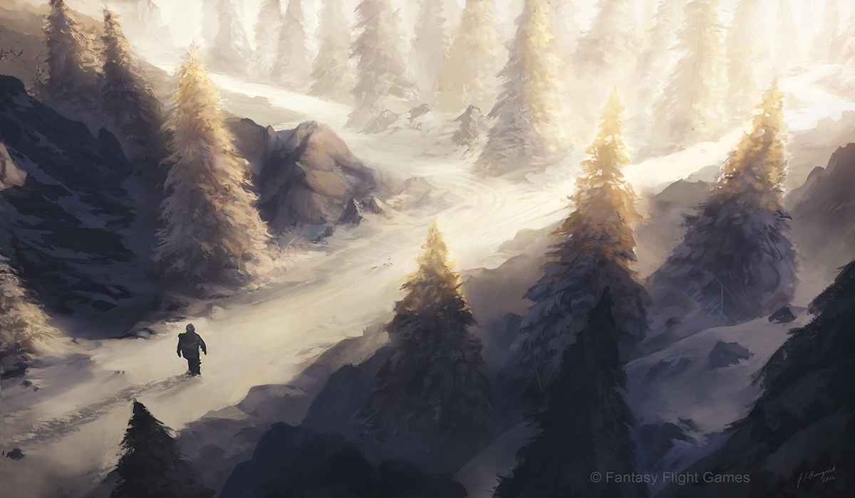 The Road Not Taken by jcbarquet on DeviantArt
