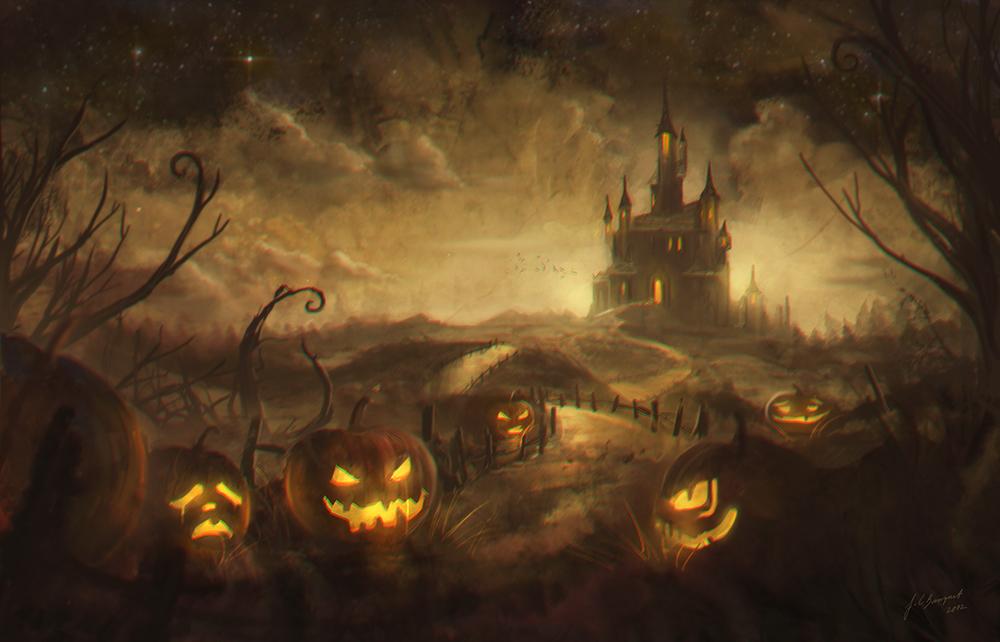 Halloween 2012 by jcbarquet