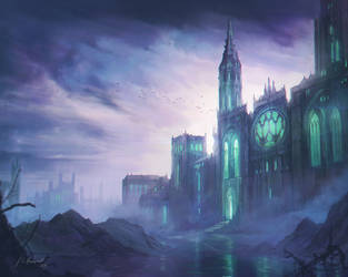 Assassin's Guild by jcbarquet