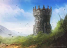 Witchfate Tor by jcbarquet
