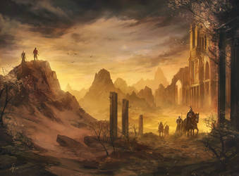 Fallen Empire by jcbarquet