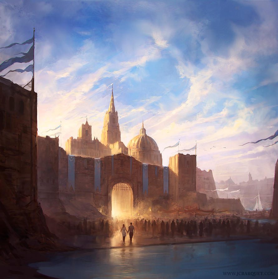 The Atlantis Plague Cover Artwork By Jcbarquet On Deviantart